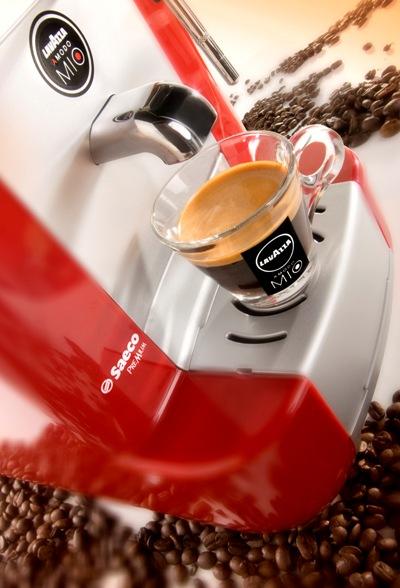 nel quale c'è tutto ormai, meno che una macchina del caffè!